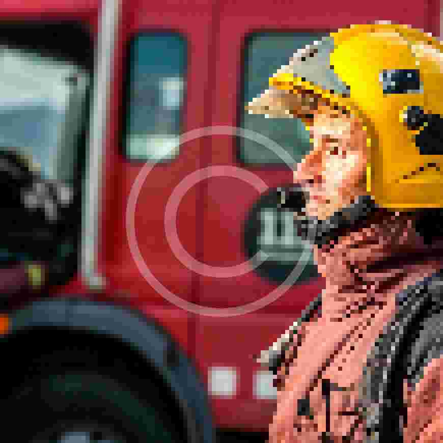 Sparking Teens' Interest in Firefighting Career