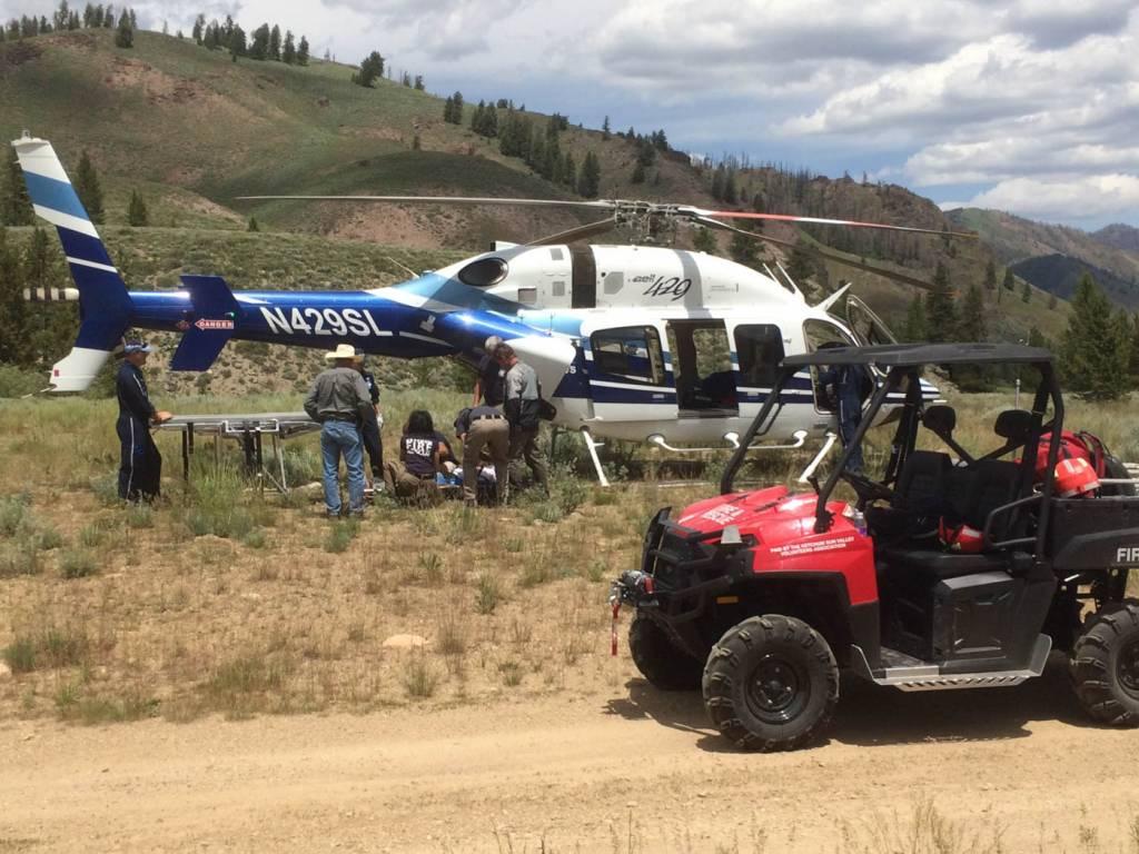 Backcountry Rescues Ksv Volunteer Association